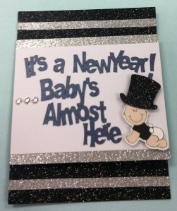 New Year Baby Shower