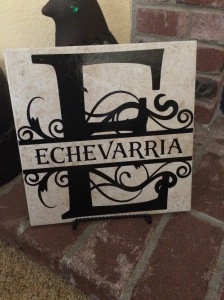 Echevarria Monogram